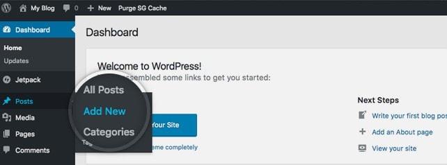 increase wordpress speed